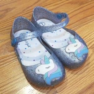 Unicorn Jelly shoes